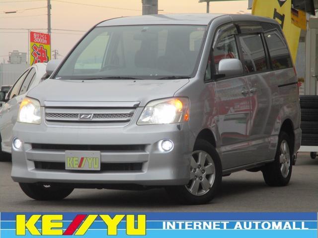 トヨタ X 4WD 禁煙 CVT HID フォグ キーレス CD MD Bカメラ コーナーポール 電動格納ミラー イージークローザー