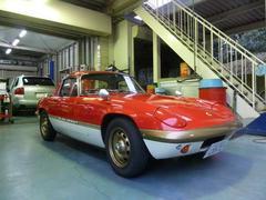 ロータス エランS4スプリント 1971年モデル ウェーバー2連EU