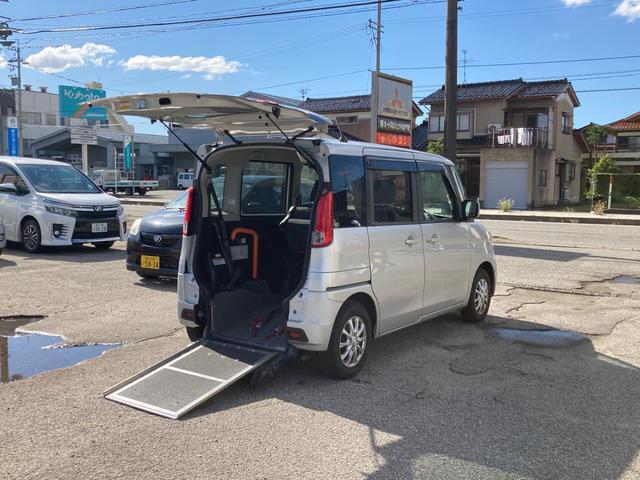 スズキ G 福祉車輌 ドライブレコーダー ETC バックカメラ ナビ 両側スライドドア スマートキー アイドリングストップ 電動格納ミラー シートヒーター CVT ABS エアコン パワーステアリング