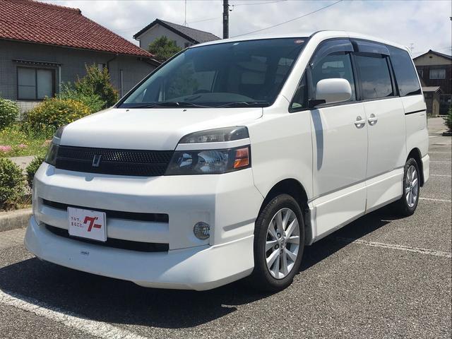 トヨタ Z 4ナンバー登録 両側電動スライドドア メモリーナビTV