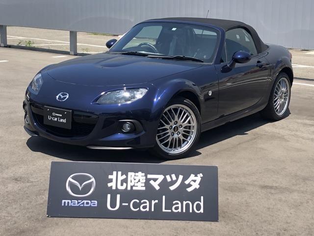 マツダ RS スマートキー ETC 革シート シートヒーター