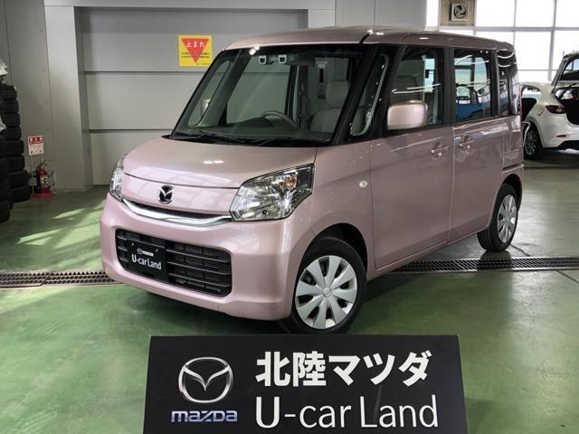 マツダ XS ナビ TV 片側電動スライドドア シートヒーター