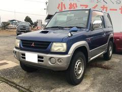 パジェロミニV 4WD ターボ キーレス 背面タイヤ 軽自動車