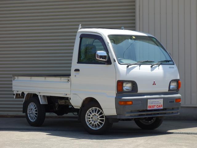 三菱 TS 車検R4年6月 4WD エアコン Tベルト交換済