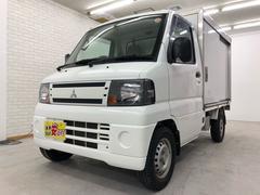 ミニキャブトラックパネルバン 保冷車 4WD A/C  車内除菌