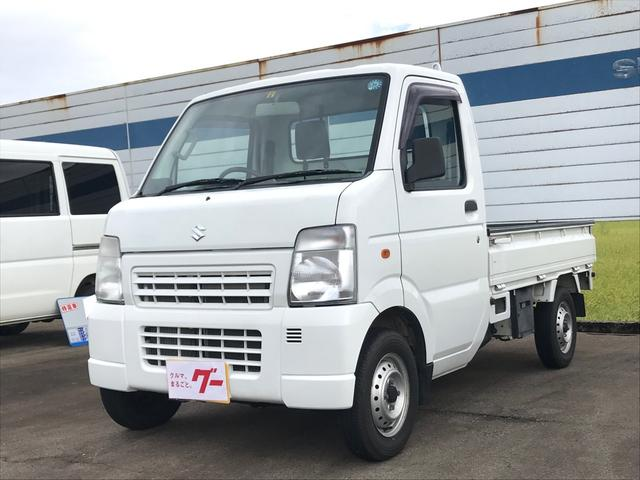 「スズキ」「キャリイトラック」「トラック」「富山県」の中古車