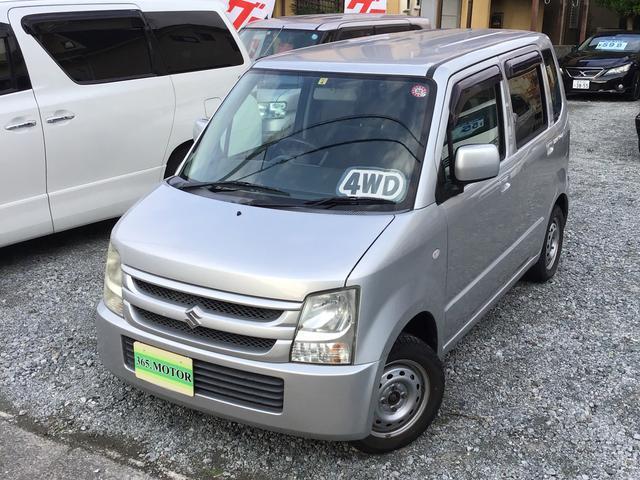 スズキ FX 4WD シートヒーター キーレス 純正CDデッキ