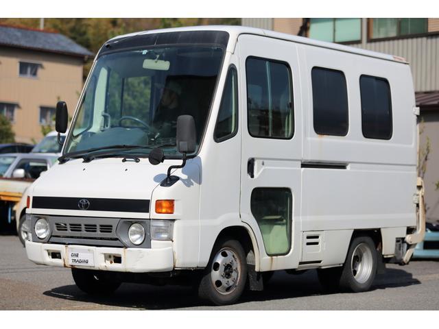トヨタ  パワーゲート ヒッチメンバー MT5 ナビ地デジ キッチンカー移動販売車 ベース