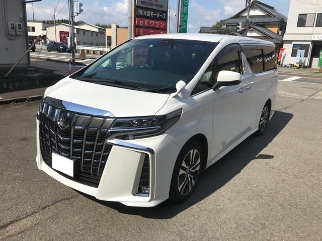 トヨタ アルファード 2.5S Cパッケージ ナビ TV 両側PSD Sヒーター