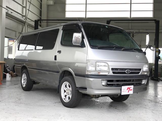 トヨタ ロングスーパーGL 4WD ナビ フルセグTV ETC
