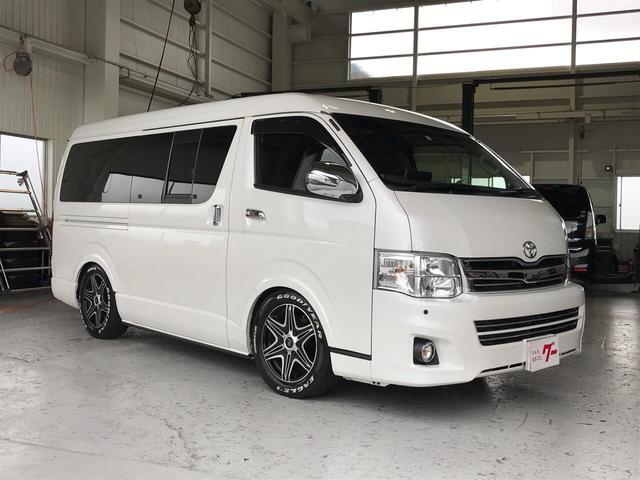 トヨタ ロングスーパーGLプライムセレクション 4WD ナビTV