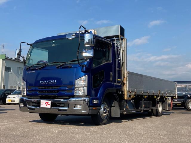 いすゞ ベースグレード 平トラック 最大積載量3050Kg ETC ドラレコ 荷台板張り ワンオーナー