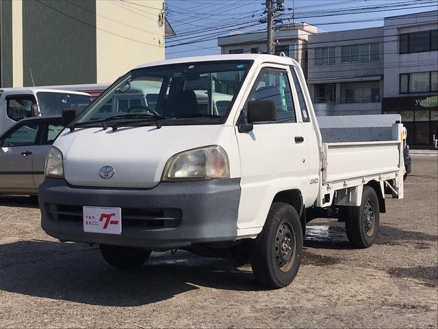 トヨタ リアゲート昇降リフト 4WD MT 750kg 積載