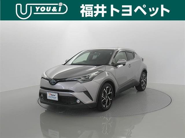 「トヨタ」「C-HR」「SUV・クロカン」「福井県」の中古車