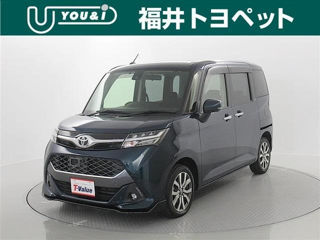 「トヨタ」「タンク」「ミニバン・ワンボックス」「福井県」の中古車