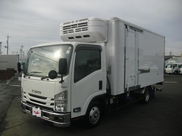いすゞ ロング FF/L 冷凍車 -30℃設定 格納PG 積載2t
