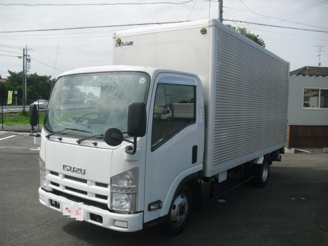 いすゞ ロング FF/L バン フルゲート 積載2.95t