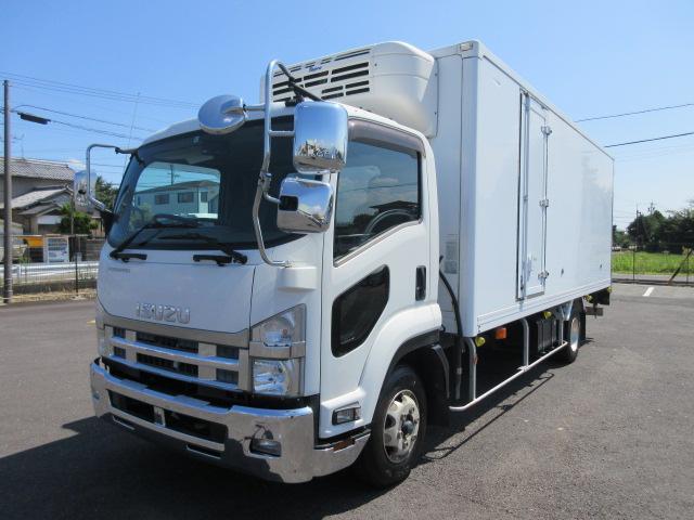 いすゞ フォワード 標準 ベッドレス 冷蔵冷凍車 積載3.05t