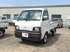 ミニキャブトラックV30スペシャルエディション 4WD 軽トラック 平床ボディ
