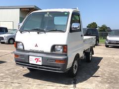 ミニキャブトラック4WD 5MT 軽トラック 保証付 パワーステアリング