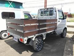 キャリイトラックKCエアコン・パワステ 三方開 4WD 5MT