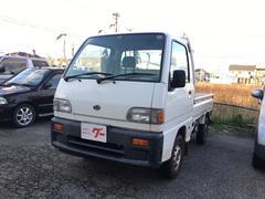 サンバートラック660 STDスペシャルII 5速MT 4WD