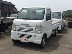 キャリイトラックKC 4WD 5MT 軽トラック 三方開