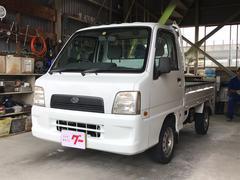 サンバートラック660 5速MT 4WD