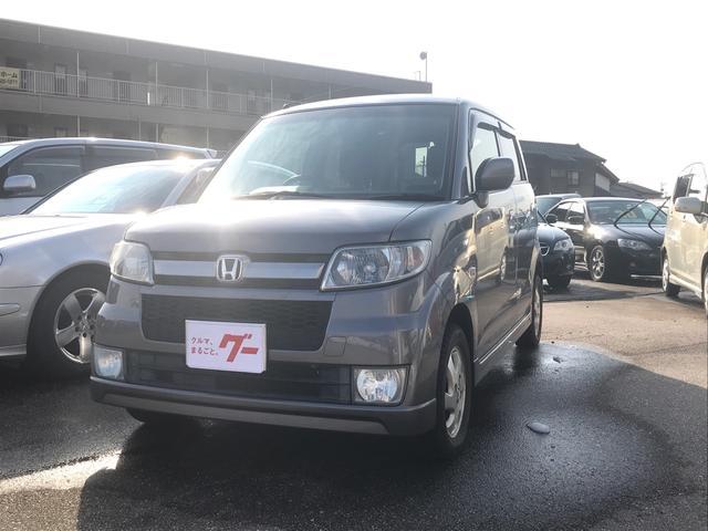 ホンダ スポーツG ダイナミックスペシャル Tベル交換済 4WD