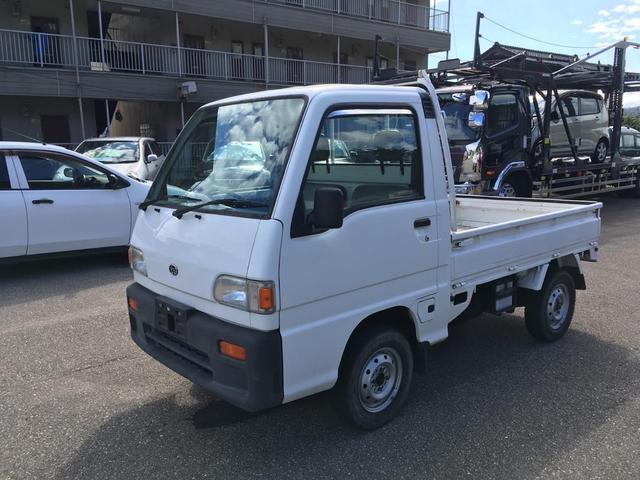 スバル サンバートラック スペシャル 4WD 軽トラック MT
