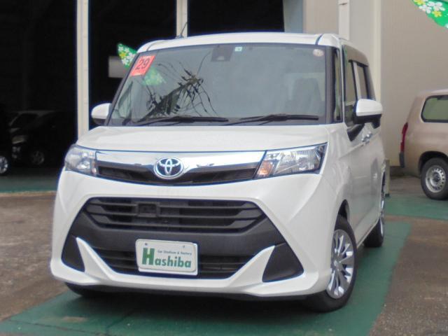 トヨタ X S 1年間距離無制限保証