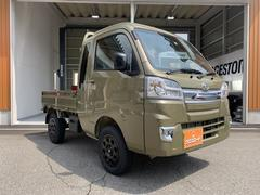 ハイゼットトラックジャンボSAIIIt 届出済未使用車 LEDライト障害物センサー