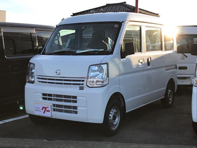 日産 4WD エアコン AT 軽バン