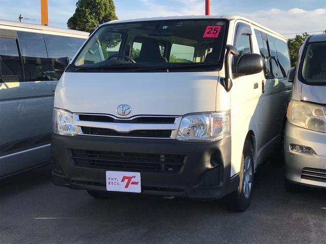 トヨタ ロングDX TV ナビ 4WD ワンボックス エアコン