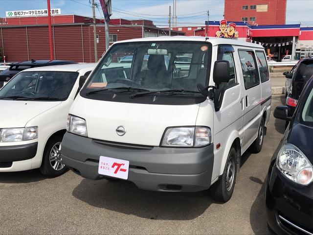 日産 DX 低床 4WD 商用車 エアコン ワンオーナー ETC