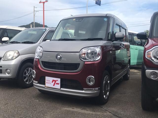 ダイハツ Xメイクアップ SAIII ナビ 軽自動車 電格ミラー