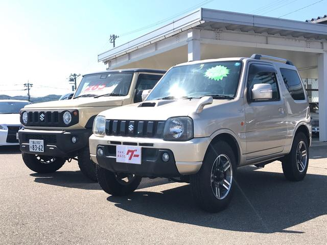 スズキ ジムニー ワイルドウインド ナビ 軽自動車 4WD