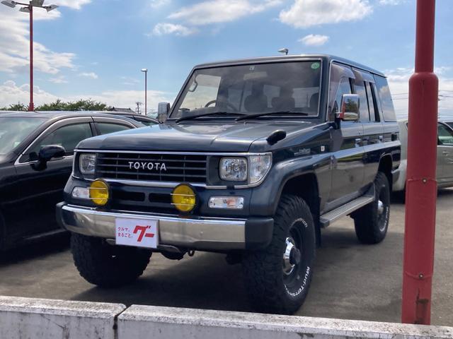 トヨタ SX 4WD ETC ターボ CD MT 3列シート 記録簿