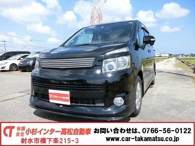 トヨタ ZS 地デジフルセグHDDナビTV カラーバックカメラ 両側電動スライドドア プッシュスタート 7速パドルシフト 純正フルエアロ  HIDヘッドランプ
