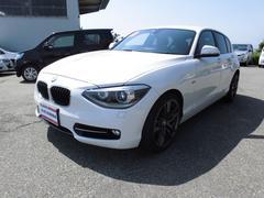 BMW116i スポーツ グー鑑定車