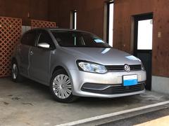 VW ポロTSIコンフォートラインBMT 純正ナビTV 禁煙車