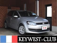 VW ポロTSIコンフォートライン 純正ナビTV 禁煙車