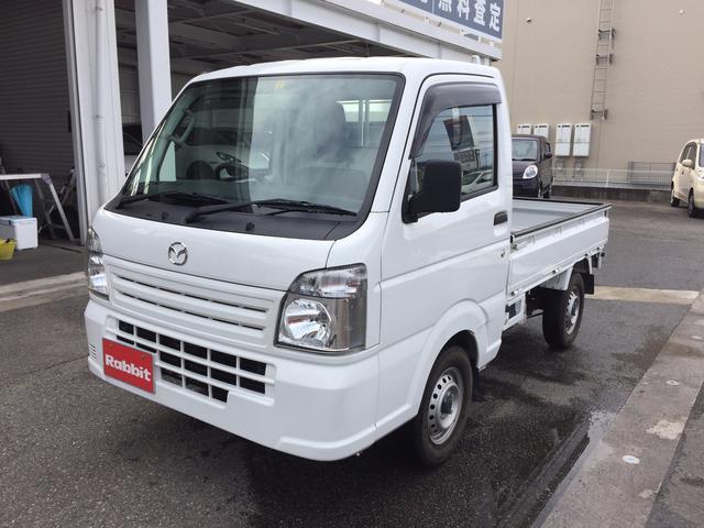 マツダ KCエアコン・パワステ 5速MT 4WD