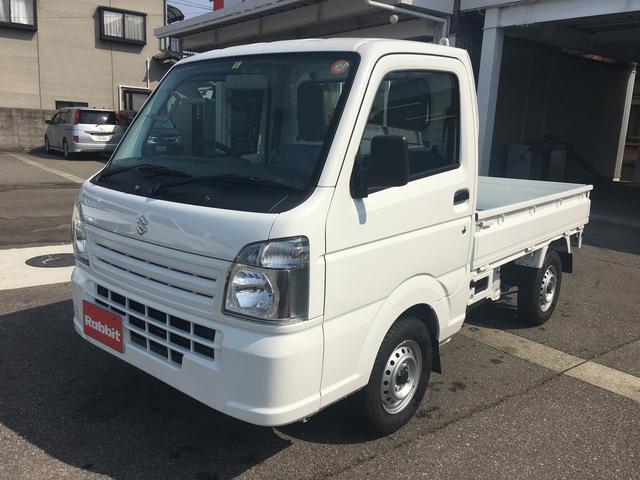 スズキ KCエアコン・パワステ 5速MT 4WD