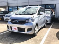 eKワゴンM 4WD ナビ TV 軽自動車 インパネCVT エアコン