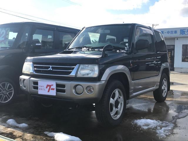 三菱 VR 4WD DグリーンII 車検整備付 AT