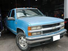 シボレー K−1500シルバラード 4WD 新車並行