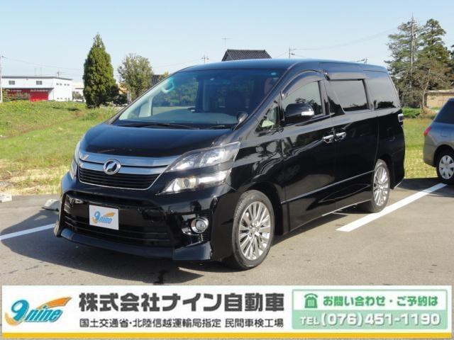 トヨタ 2.4Z ゴールデンアイズ SDナビTV Bカメラ