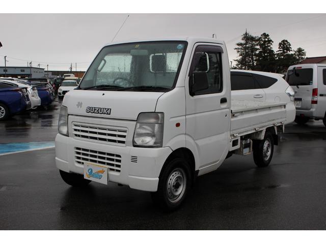 スズキ KCエアコン・パワステ オートマ 4WD