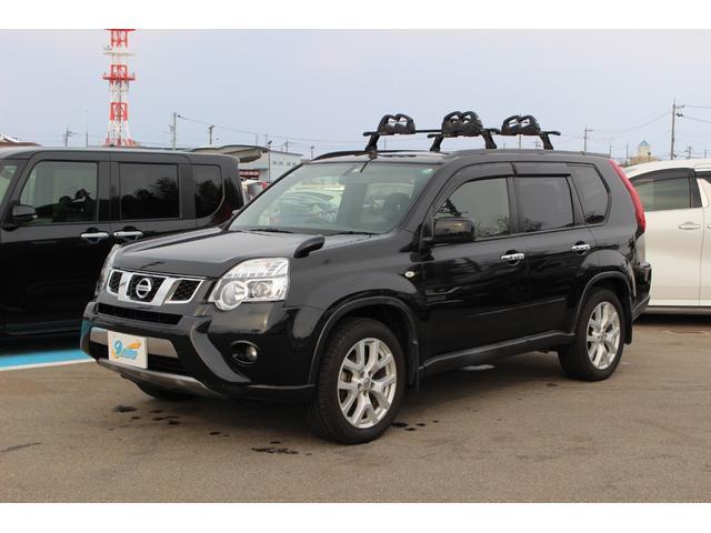 日産 20Xtt 4WD キーフリー HIDライト 新品SDナビTV クルーズコントロール ETC シートヒーター 18インチアルミホイール